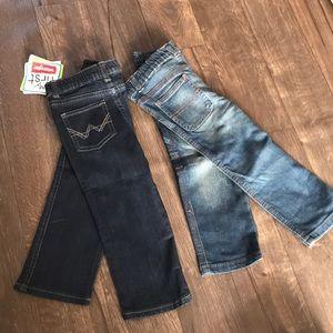 Wrangler Toddler Jeans